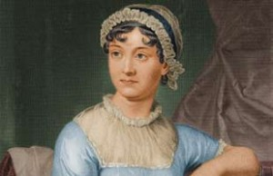 Jane Austin didn't have a fear of flying